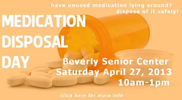 Medication Disposal Day